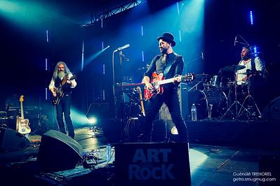 Art Rock - Camadule Gredin