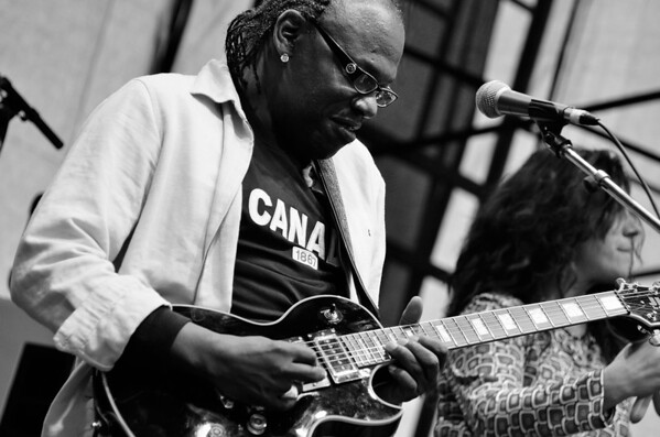 Joe Louis Walker at Blues Bash 2012
