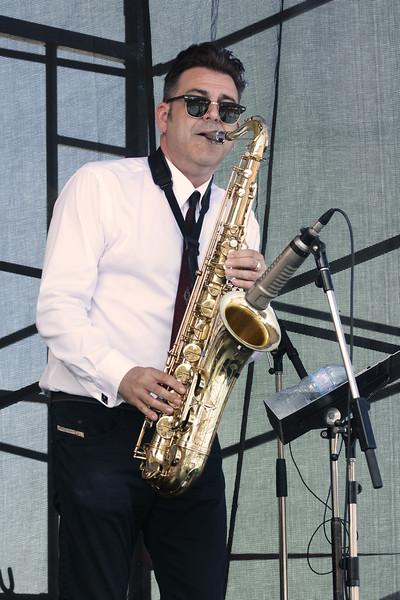 Maureen Washington / Gene Hardy Saxophone