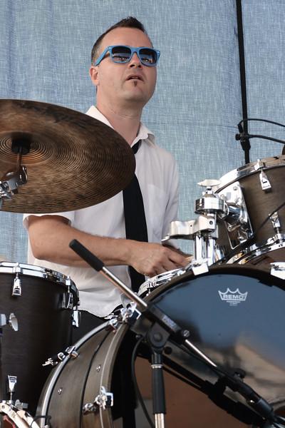 Maureen Washington / Damiam Graham Percussion