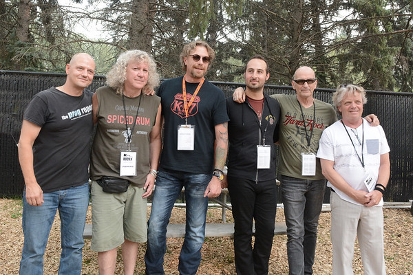 Saga with Terry Evans (K97 Radio Edmonton)