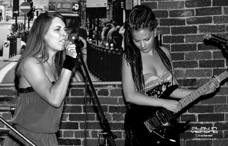 White Hot Jet - June 7, 2013 Rehab Nightclub