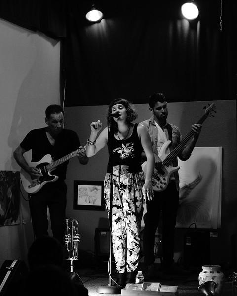 Teagan Taylor Trio
