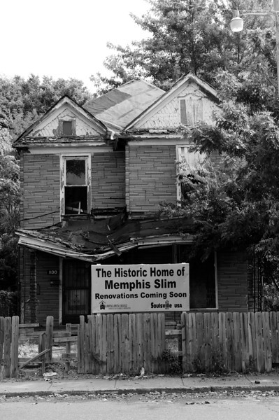 Historic Home of Memphis Slim