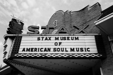 Stax Recording Studio Museum