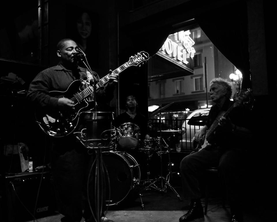 Gaslamp Speakeasy Blues Jam, 3.31.2014