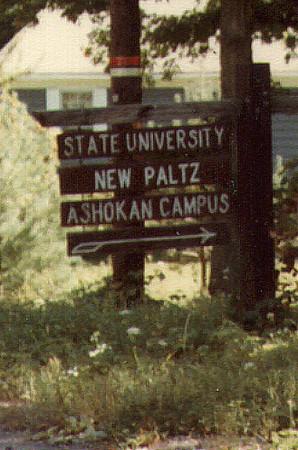 Ashokan Root Camp, 1982