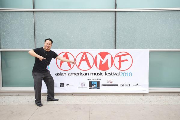 Asian American Music Festival
