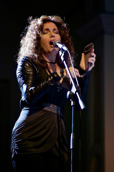 Susanna Parigi - Asti, Cortile del Michelerio