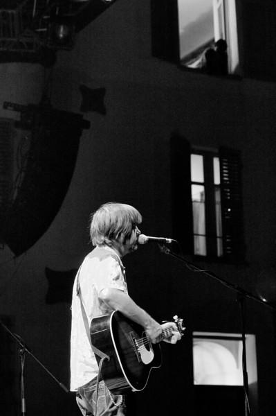 Jay Farrar - Son Volt - Asti, Piazza Cattedrale