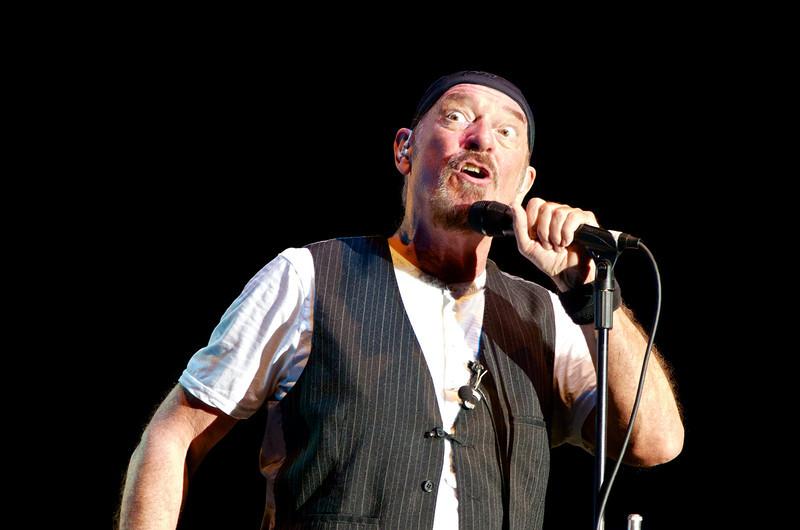 Ian Anderson - Jethro Tull - Asti, Piazza Cattedrale