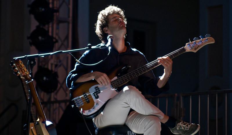 Matteo Giudici - Asti, Cortile del Michelerio