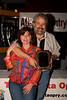 Moby, of The Moby In The Morning Radio Show and his wife, Mary Beth at Wild Bill's in Duluth (Atlanta), Georgia May 25, 2007 just after receiving The 2007 AtlantaCountryMusic.com Person Of The Year Award.