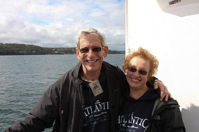 Gloria and Ken.