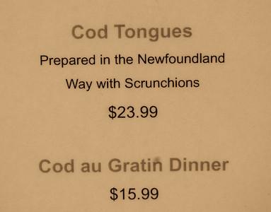 Scrunchions:  cubes of fat. Like cracklins!