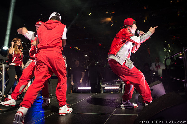 Austin Mahone performs on December 8, 2012 during the Y100 Jingle Ball at BB&T Center in Sunrise, Florida