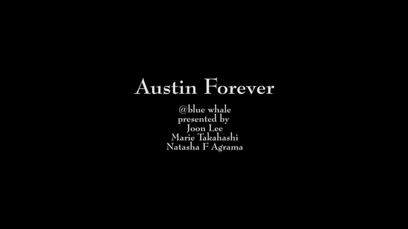 Video @ blue whale - Austin FOREVER Tribute