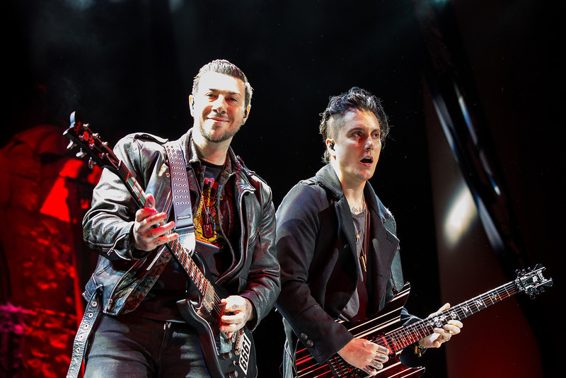 Hail to the King Tour with Avenged Sevenfold