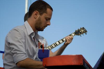 Avi Leibowitz Orchestra @ Mishkanot Shaananaim 10.8.07