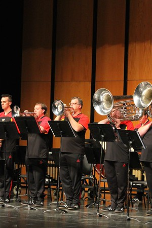 Avon Brass Choir and Star United