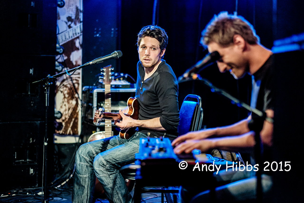 Aynsley Lister - Andy Hibbs Photography