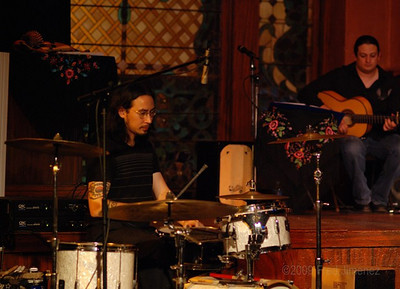 Drummer Paul Ward