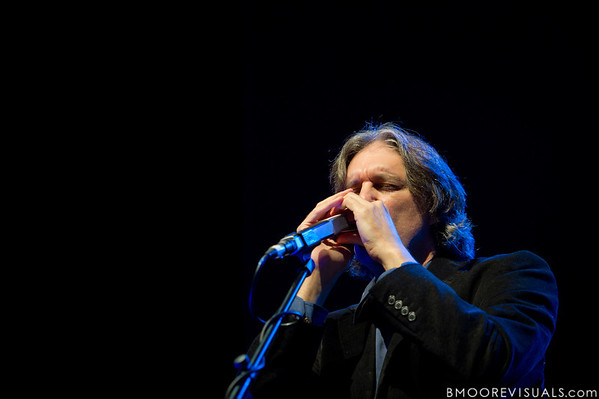 Howard Levy of Bèla Fleck & The Flecktones performs at Jannus Live in St. Petersburg, FL on October 20, 2011