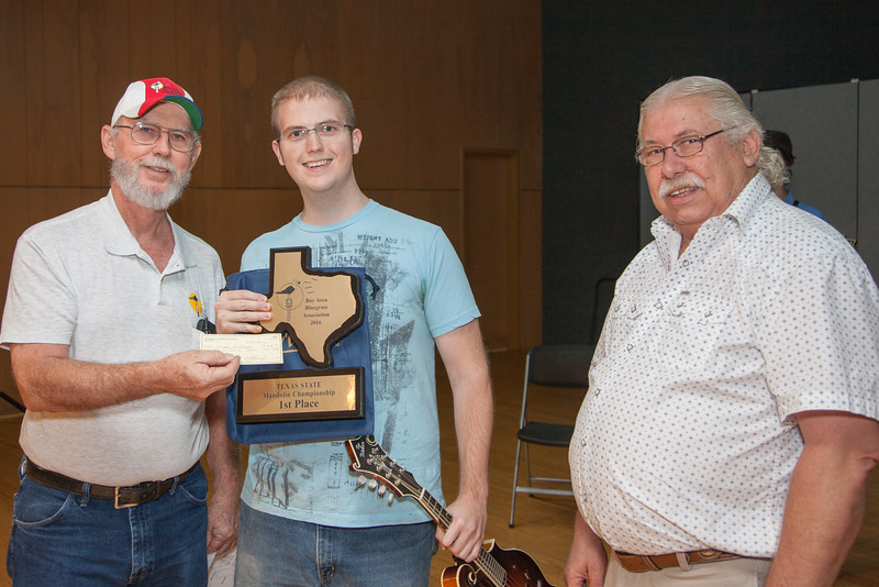 1st Place and Texas State Champion: Jordan Kishbaugh from Houston