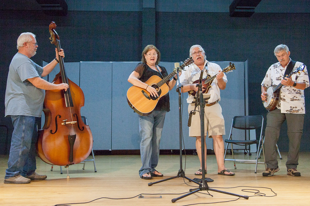 Break entertainment provided by<br /> Southern Style Bluegrass Band