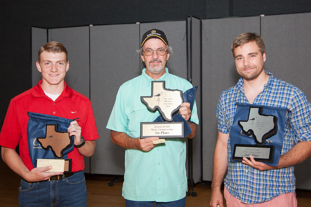 1st Place: now four-time champion in Texas, Jack Seale from Seale<br /> 2nd Place: Gregg Welty from Argylle<br /> 3rd Place: Hudson Doucette from Waller