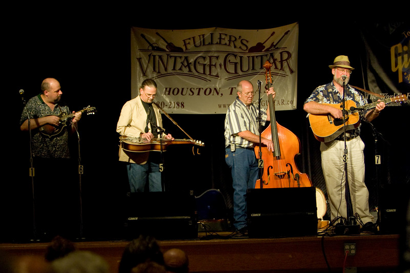 Lone Star Bluegrass Band