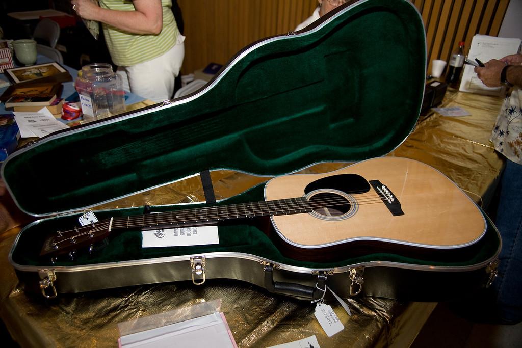 Martin HD28 Raffle Guitar
