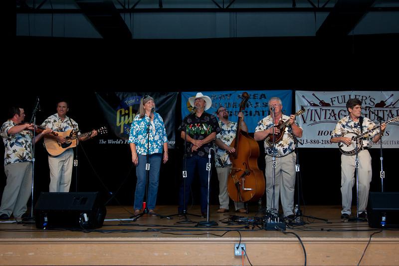 The Buffalo Nickel Bluegrass Band