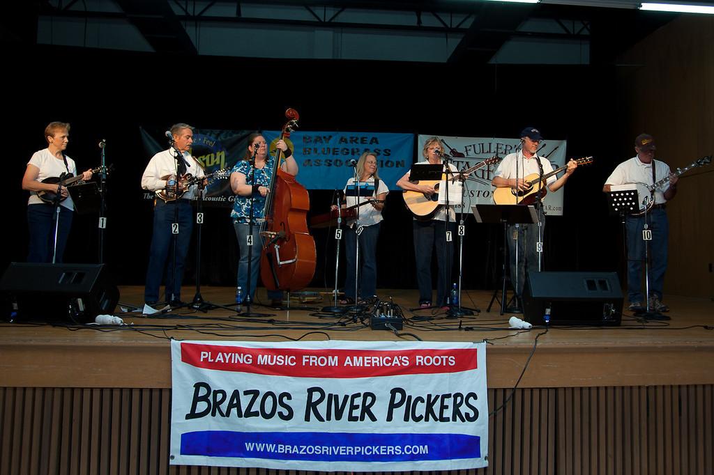 The Brazzos River Pickers