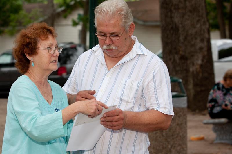 Rick and Barbara