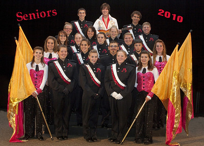 BAHS Band Seniors 5x7
