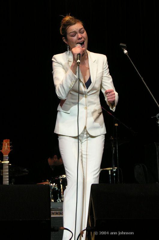 Kate Fenner, photo by Ann Johnson
