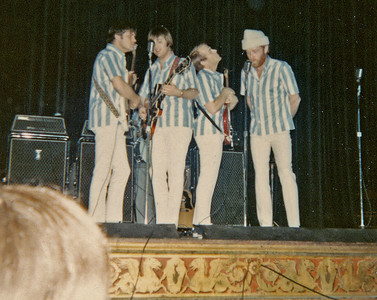 The famous Beach Boys harmonies.