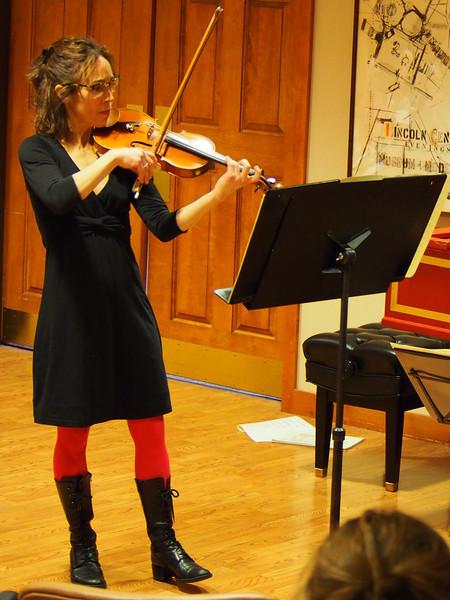 Schubert: String Trio - 07