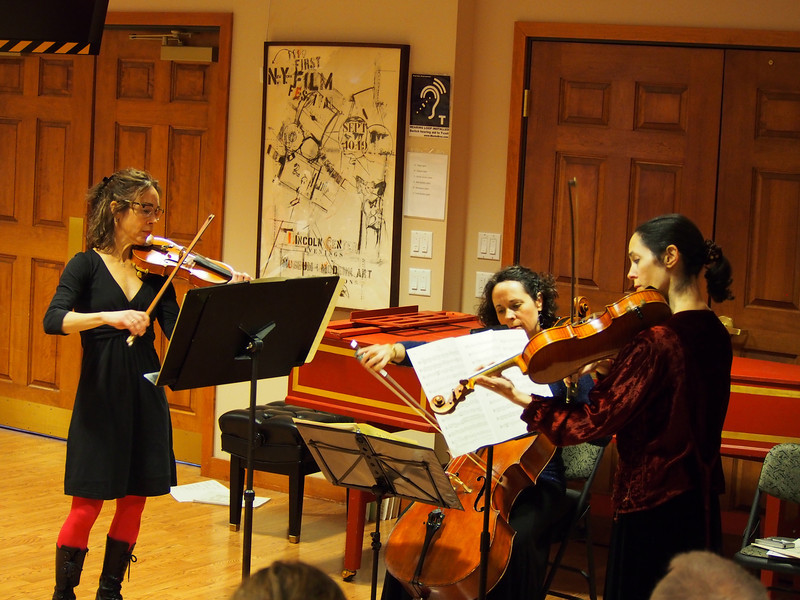 Schubert: String Trio - 05