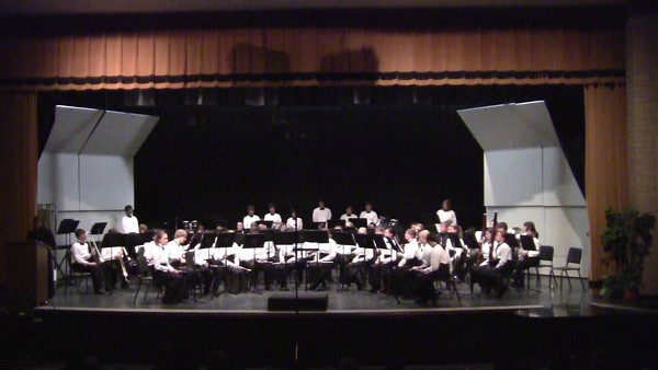 BHS Holiday Concert Video
