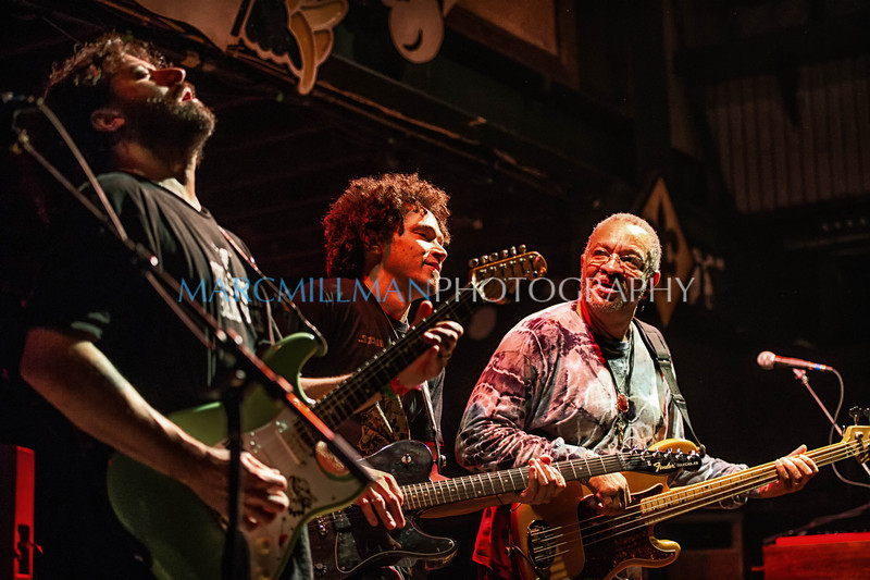 Billy, Ian & George (BIGI @ Tipitina's- Mon 4/30/12)