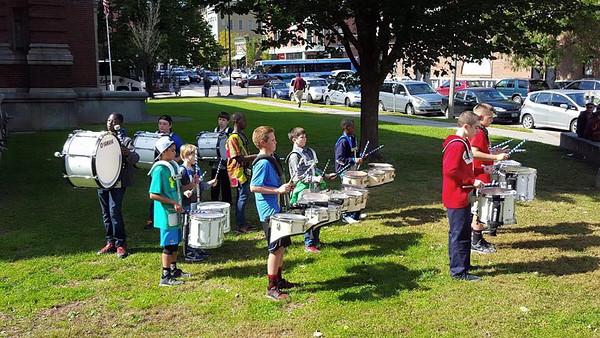 BOOM VT Drum Festival (10.4.15)