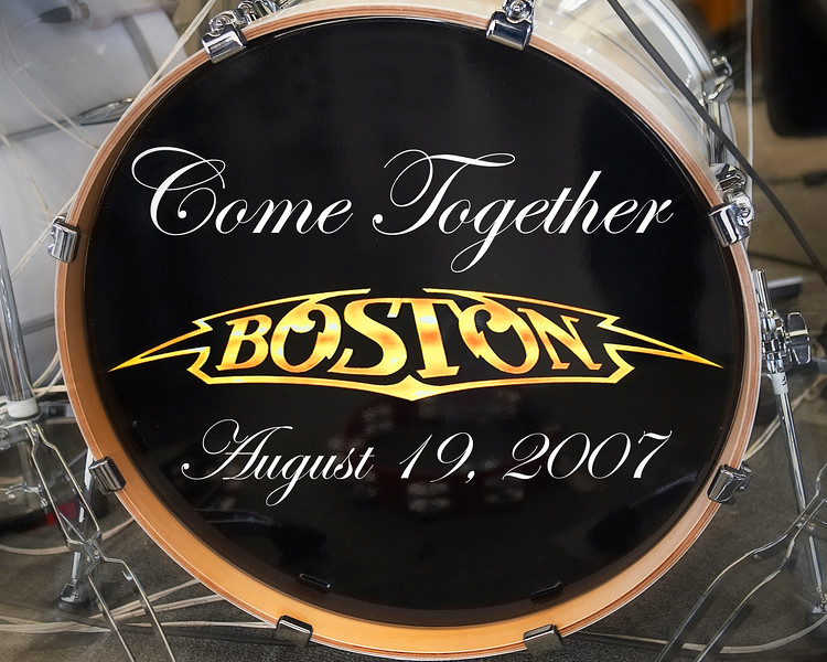 BOSTON 2007 BRAD DELP TRIBUTE