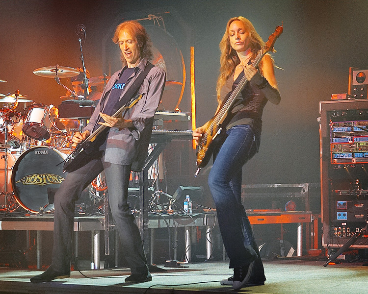 BOSTON 2008 GREATEST HITS TOUR