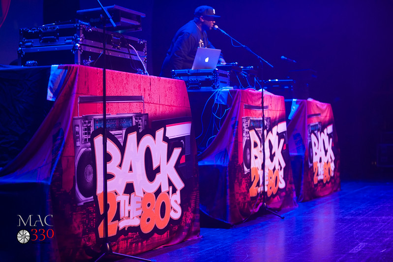 Back 2 The 80's Concert @ Ovens Auditorium 3-25-17 by Jon Strayhorn
