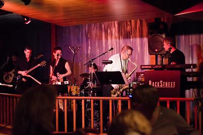 Backstreet at Carrie Cerino's 11/6/2010