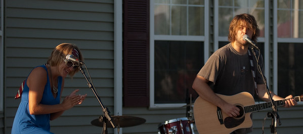 Backyard Concert 2009