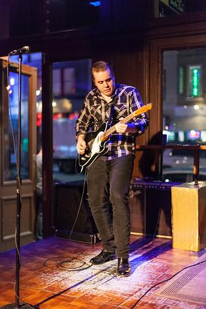 Bad Brad Stivers @ Friends Bar, Austin TX 24/03/17