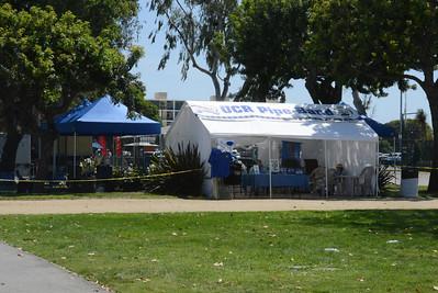 University of California Riverside Pipe Band 25 May 2013